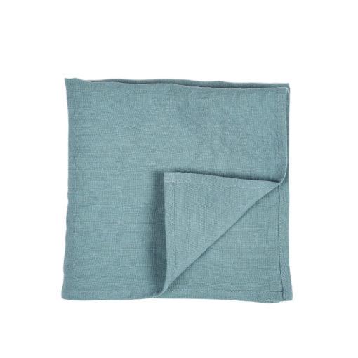 Skye serviett 40 x40cm, Steel Blue